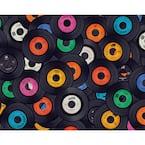Vinyl Music Wall Mural