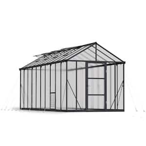 Premium Class 8 ft. x 20 ft. Glory Greenhouse