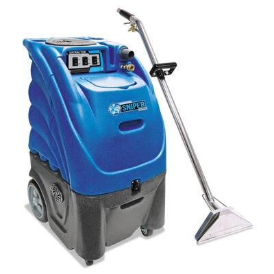 PRO-12 12-Gallon Upright Carpet Cleaner with Dual Vacuum Motors, 12gal Tank