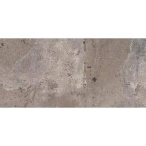 Capella Taupe Brick 5 in. x 10 in. Matte Porcelain Floor and Wall Tile (5.55 sq. ft./Case)