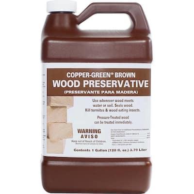 1 gal. Wood Preservative