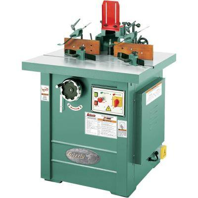 Z Series 5 HP Professional Spindle Shaper