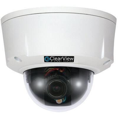 Wired Mini IP PTZ 2-Megapixel Vandal-Proof Indoor/Outdoor Speed Dome Surveillance Camera