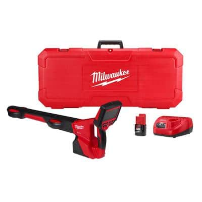 M12 ONE-KEY 12-Volt Lithium-Ion Wireless Hand-Held Pipeline Locator Kit with Battery and Charger