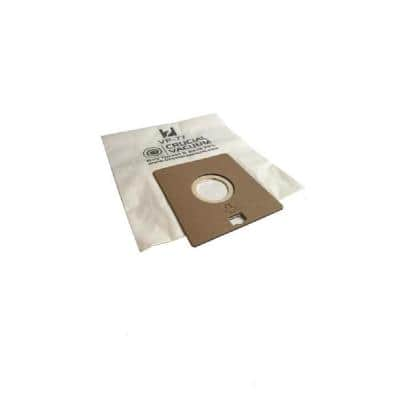 Vacuum Bags Replacement for Bisselll DigiPro Canister Vacuum 6900 Part 32115 (5-Pack)