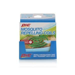Mosquito Repellent Coils (10-Pack/Case) (Total Number of Coils 120)