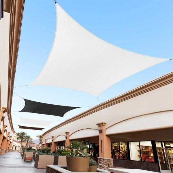 Colourtree 16 Ft X 190 Gsm, Outdoor Patio Shade Covers