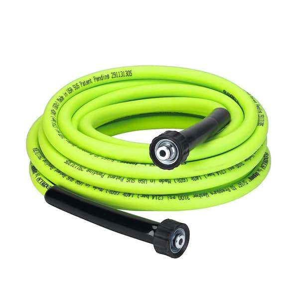 25 Ft 3100 Psi Pressure Washer Hose, Flexzilla Garden Hose 25 Ft Canada