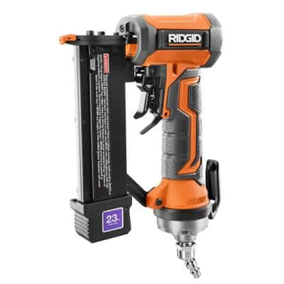 23-Gauge 1-3/8 in. Headless Pin Nailer with Dry-Fire Lockout