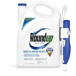 1.33 Gal. Ready-to-Use Plus Comfort Wand Weed and Grass Killer