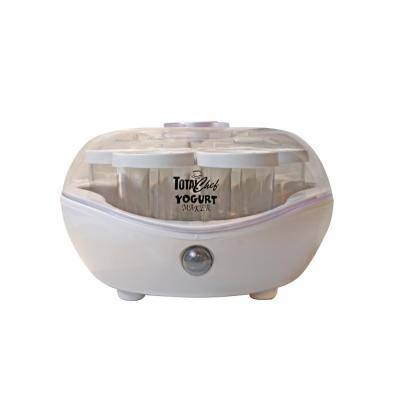 1.31 Qt. 7 -Jar White Yogurt Maker (4 CUPS)