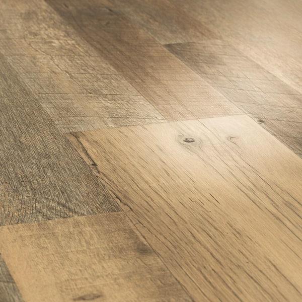 Pergo Outlast 7 48 In W Natural Rebel, Waterproof Laminate Flooring Home Depot Canada