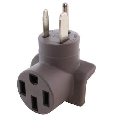 50 Amp Electrical Vehicle Charging Adapter for Tesla use (NEMA 6-50P Welder Plug to NEMA 14-50R Tesla Connector)