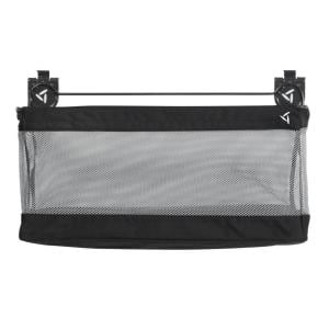 24 in. W x 12 in. D Mesh Basket Garage Storage for GearTrack or GearWall