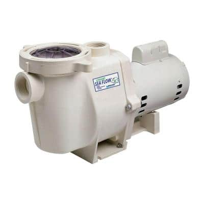 Sea Flow 7800-GPH High Performance Pond Pump