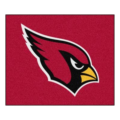 NFL - Arizona Cardinals Rug - 5ft. x 6ft.