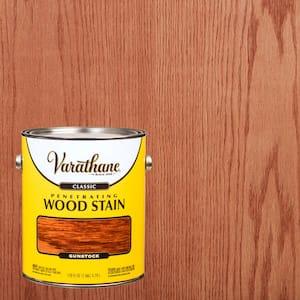 1 Gal. Gunstock Classic Wood Interior Stain (2-Pack)
