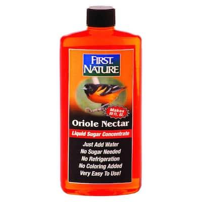 16 oz. Orange Oriole Nectar