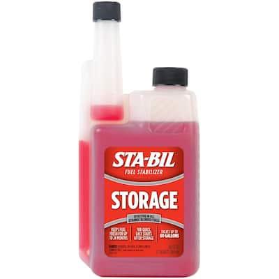 STA-BIL Storage Fuel Stabilizer 32 oz. Treats 80 Gallons of Fuel