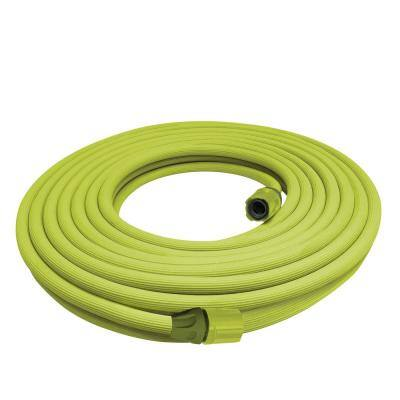 75 ft. 5/8 in. 3.9 lbs. Kink-Free, Twist-Free Garden Hose with Quick Connectors