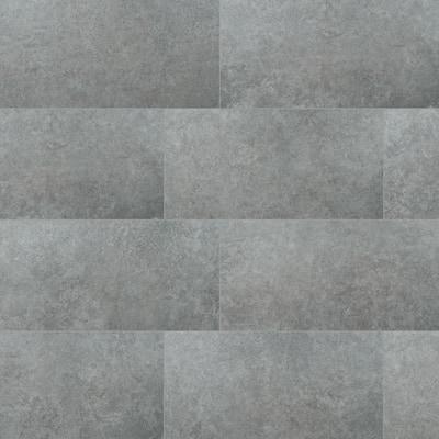 Take Home Tile Sample - Lunar Silver 6 in. x 6 in. Matte Porcelain Paver Floor Tile (0.25 sq. ft.)