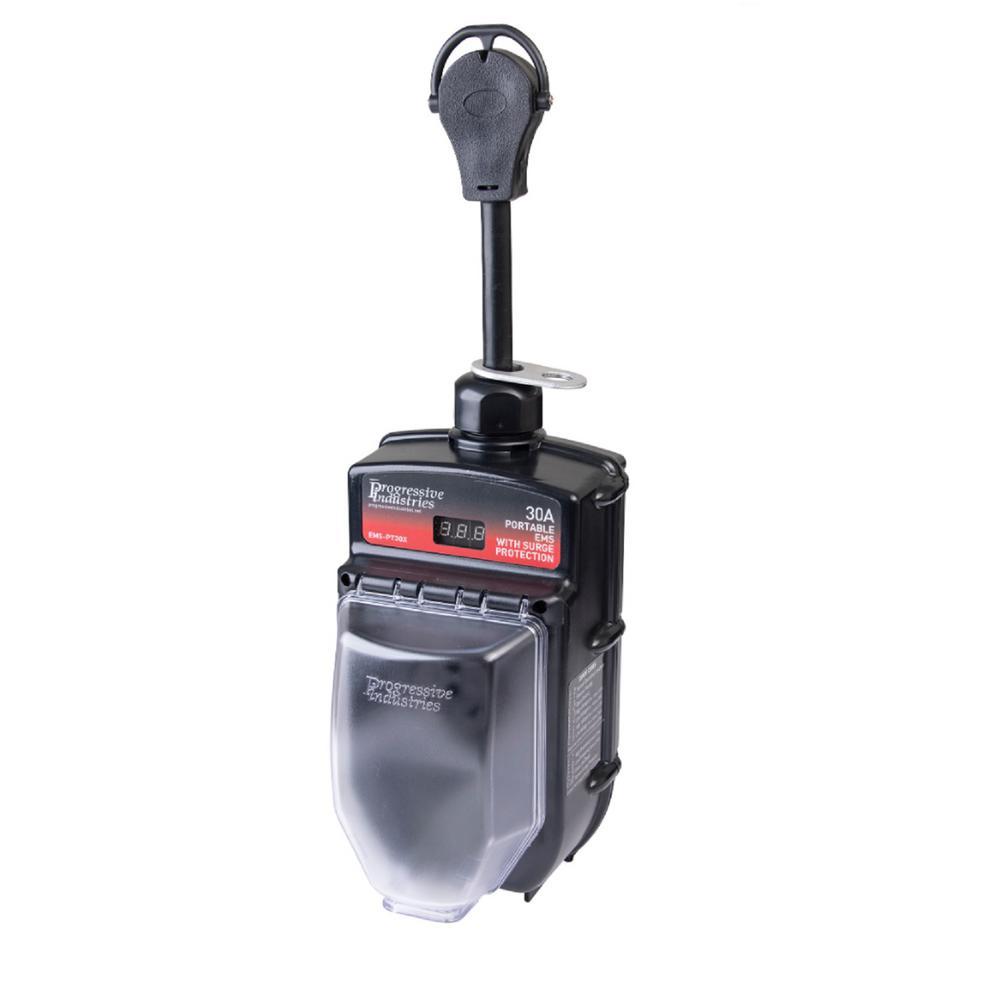 30 Amp Portable Surge Protector