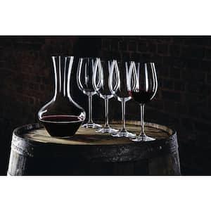 Vivendi 5pc Decanter Set with 4 Bordeaux Stems