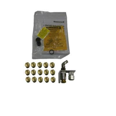 Sentry Liquid Propane Conversion Kit