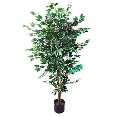Indoor/Outdoor Ficus Artificial Tree
