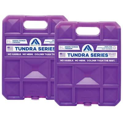 Tundra Series 5 lb. Freezer Pack 2-Pack