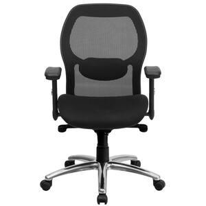 Black Mesh Mesh Office/Desk Chair
