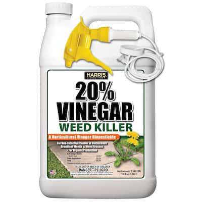 1 Gal. 20% Vinegar Weed Killer