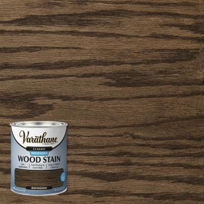 1 qt. Classic Espresso Water-Based Interior Wood Stain
