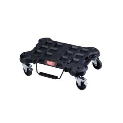 PACKOUT Dolly 24 in. x 18 in. Black Multi-Purpose Utility Cart