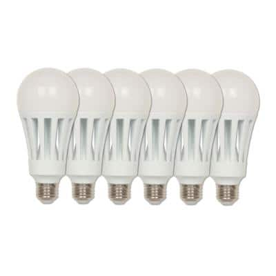 200-Watt Equivalent Omni A23 ENERGY STAR LED Light Bulb Daylight (6-Pack)