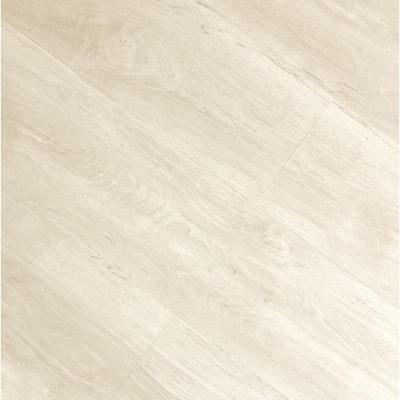 HydroStop Paradise Bay Floor&Wall DIY 7.2 in. W x 48 in. L Rigid Core SPC Click Floating Vinyl Plank(24.00 sq.ft. /case)