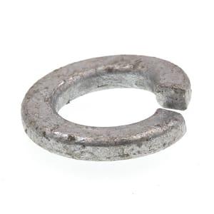 1/2 in. Hot Dip Galvanized Steel Medium Split Lock Washers (50-Pack)