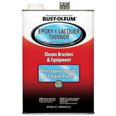 1 gal. Low VOC Epoxy and Lacquer Thinner (2-Pack)