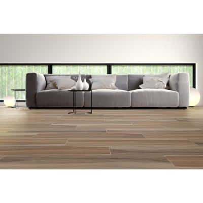 Ansley Amber 9 in. x 38 in. Glazed Ceramic Floor and Wall Tile (24 Cases/354 sq. ft./Pallet)