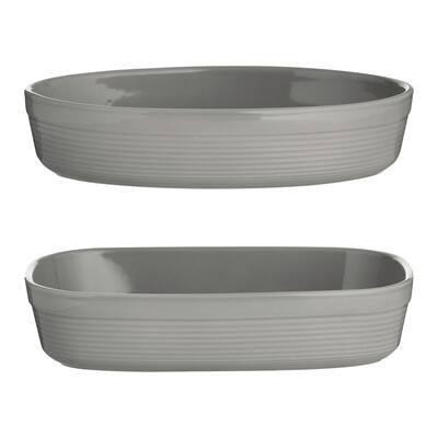 William Mason 2-Piece Grey Bakeware Combo