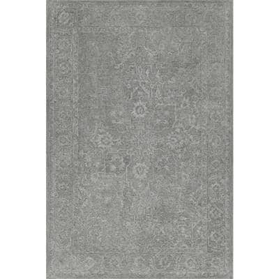 Delano 4 Silver 8 ft.  x 10 ft. Area Rug