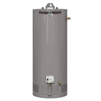 Performance Platinum 50 Gal. Short 12 Year 40,000 BTU Natural Gas Tank Water Heater