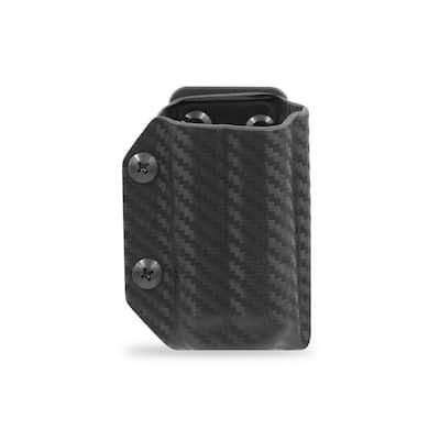 Kydex Multi-Tool Sheath for Leatherman WAVE/WAVE+ PLUS - EDC Multi-Tool Sheath Holder Holster in Carbon Fiber Black