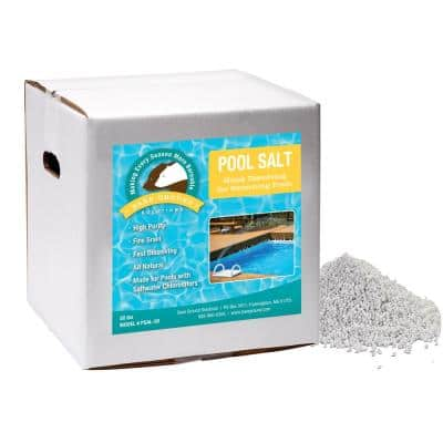 Pool Salt Pool Chemicals Pool Supplies The Home Depot