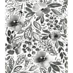 Clara Jean April Showers Peel and Stick Wallpaper (Covers 28.18 sq. ft.)
