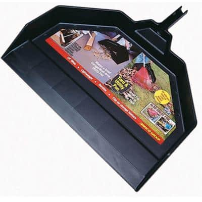 Cavex 24 in. Extra Wide Outdoor/Indoor Leaf and Dust Pan