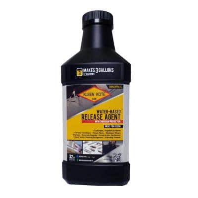 32 oz. Water Based Industrial Concrete Release and Anti-Corrosion Coating Concentrate