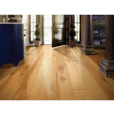 Belvoir Hickory York 9/16 in. Thick x 7-1/2 in. Wide x Varying Length Engineered Hardwood Flooring (31.09 sq. ft. /case)