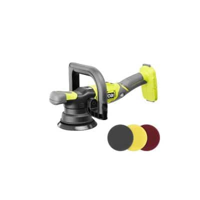 ONE+ 18V 5 in. Variable Speed Dual Action Polisher (Tool Only)