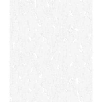 Milan White Paper Peelable Roll (Covers 56 sq. ft.)